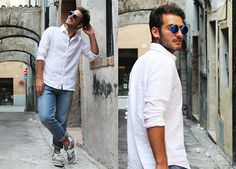 Zerouv Sunglasses, Zara Shirt, Cult Shoes
