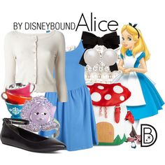 by DisneyBound http://www.polyvore.com/alice/set?id=138788409