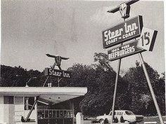 """I remember going here when I was really young. It was at the corner of Rt.1 and """"ticklebelly road"""" We called it that because of the hills. They closed it and turned it into a car lot for awhile."""