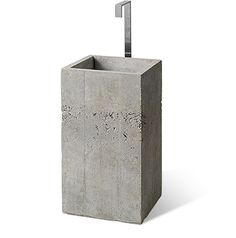 Becken - Concreto Toothbrush Holder, Indoor, Products, Interior