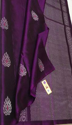 Indian Silk Sarees, Ethnic Sarees, Pure Silk Sarees, Wedding Silk Saree, Saree Models, Stylish Girl Images, Elegant Saree, Girls Image, Indian Designer Wear
