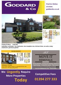 Property for sale in Felixstowe
