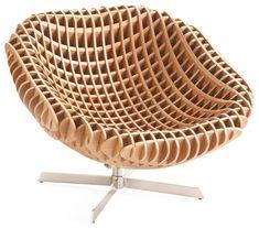 Chairs CARDBOARD CHAIR