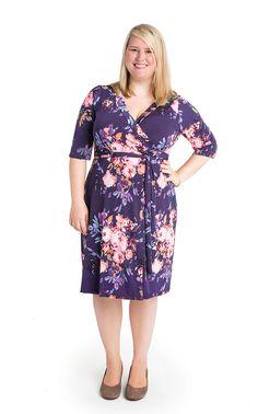 Appleton Dress printed pattern - Cashmerette Patterns - 1