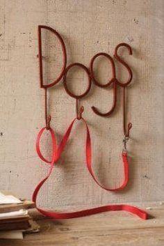 Dogs Leash Hook ~