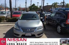 Congratulations Latario on your #Nissan #Sentra from Jose Enriquez at Nissan of Long Beach!  https://deliverymaxx.com/DealerReviews.aspx?DealerCode=RHAF  #NissanofLongBeach