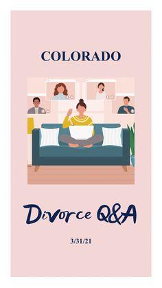 45 Colorado Divorce Ideas In 2021 Divorce Divorce Process Colorado