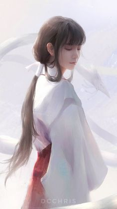 Safebooru is a anime and manga picture search engine, images are being updated hourly. Inuyasha And Kikyo, Inuyasha Fan Art, Anime School Girl, Anime Art Girl, High Fantasy, Fantasy Girl, Fantasy Books, Inuyasha Cosplay, L5r