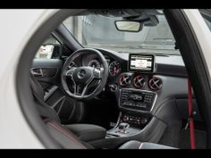 Interior Of Mercedes tips for everything you need to buy. [Mercedes-AMG A 45 - Combined fuel consumption: Mercedes Benz Amg, Mercedes 200, Maserati, Bugatti, Nissan 350z, Audi, Porsche, Rolls Royce, Mercedes Interior