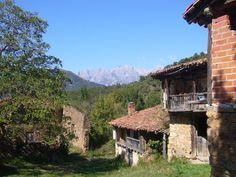 Porcieda (aldea abandonada). Valle del Liébana  #Cantabria #Spain