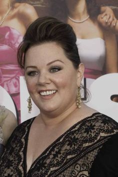 Melissa McCarthy awesome comedian!