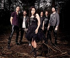 Within Temptation in 2012