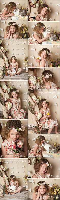 2014 Spring Easter Mini Sessions  Child Photography