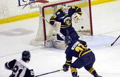 Bobcats Hockey Blog: Andrew Shortridge named ECAC Rookie of the Week