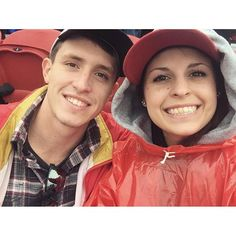 Went to the #49ers game today. The #niners winning made it worth enduring the rain.