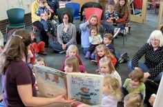 Storytime for Pre-K Houston, Texas  #Kids #Events