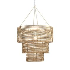 Three Tier Hanging Pendant selamat designs 284 24x24x24