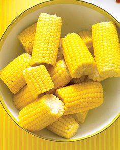 Corn on the cob...Yummy!