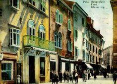 Pula, Forum Austro Hungarian, Good Presentation, Pula, Croatia, Attraction, Street View, Tours