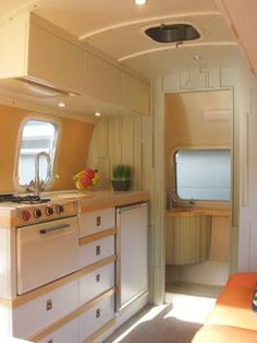 airstream interior design