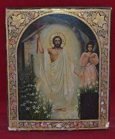 """977 Me gusta, 5 comentarios - Рукописные Иконы (@chudoikona) en Instagram: """"🌟Икона Господа """"Воскресение Христово"""". 🌟Напишем такую же икону в размере17х21см.,18х27см.,22х28см,…"""""""