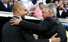 Abdul's Blog: Carlo Ancelotti reveals nice note left by Pep Guar...