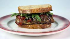 Mario Batali Meatloaf Sandwich