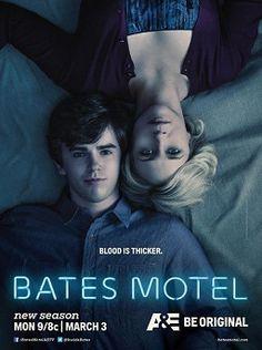 Serie Streaming a le plaisir de présenterBates Motel saison 2 streaming dans son intégralité. Bon Bates Motel saison 2 streaming.