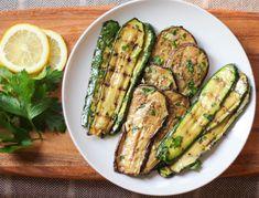 10 блюд из овощей на гриле