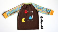 PacMan Shirt - made by elbpudel