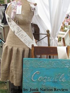 Mermaids of the Lake Blog: Business Ripples: Coquille Vintage & Junk Nation Review, a Family That Junks Together