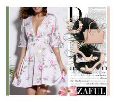 """ZAFUL III/28"" by amra-softic ❤ liked on Polyvore featuring Liliana, Michael Kors, ShoeDazzle and zaful"