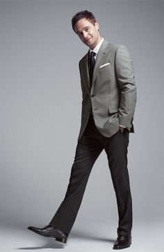 gray herringbone sport coat - Google Search | style | Pinterest ...