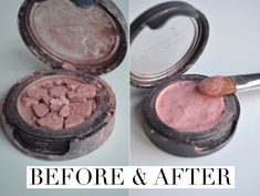 How to fix broken make-up! - From Scratch with Maria Provenzano