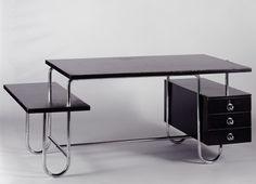 bureaux des années 30, buraeux art déco,desk, André Lurçat,Bureau B 327