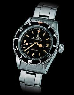 Rolex Submariner 6538.