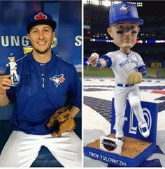 Troy Tulowitzki Bobblehead Toronto Blue Jays SGA 2016 $75 OBO | toys, games | City of Toronto | Kijiji
