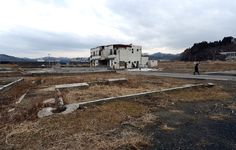 Japan Earthquake, 2 Years Later: Before and After