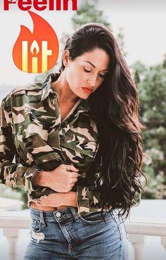 Nikki Bella John Cena And Nikki, Nikki And Brie Bella, Artem Chigvintsev, Daniel Bryan, Total Divas, Wwe Divas, Dancing With The Stars, Champion, Cute Outfits