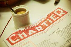 Chartier - Paris - où il faut être allé une fois!