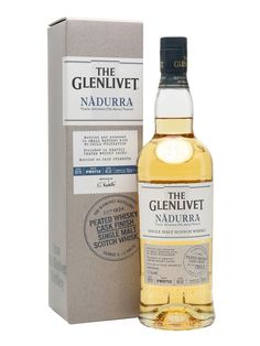 Glenlivet Nadurra Peated Whisky Cask Finish / Batch PW0715 Scotch Whisky : The Whisky Exchange