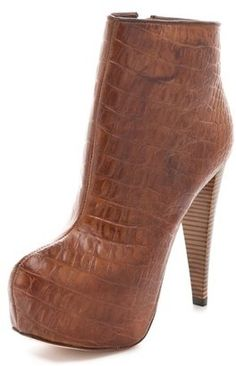 ShopStyle: Alice + olivia Paige Booties