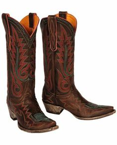 Women's Nevada Boot - Chocolate/Purple