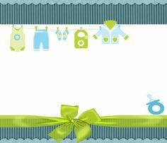 marco para baby shower - Buscar con Google
