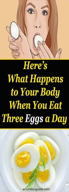 9 Things That Will Happen to Your Body if You Start Eating 2 Eggs a Day
