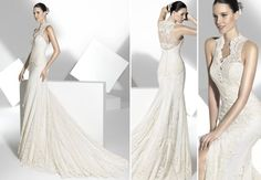 20 Gorgeous Bridal Gowns by Franc Sarabia