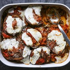 Eggplant Parm Is the Greatest Recipe of All Time - Bon Appétit Vegetable Dishes, Vegetable Recipes, Great Recipes, Dinner Recipes, Yummy Recipes, Dinner Ideas, Favorite Recipes, Risotto, Eggplant Parmesan