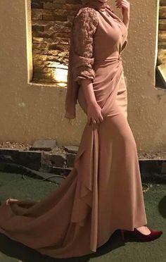 Hijab Prom Dress, Hijab Evening Dress, Hijab Style Dress, Long Black Evening Dress, Evening Dresses, Modest Dresses, Elegant Dresses, Tea Length Bridesmaid Dresses, Special Dresses