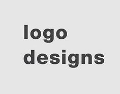 "Check out new work on my @Behance portfolio: ""Logo Designs"" http://be.net/gallery/36319589/Logo-Designs"