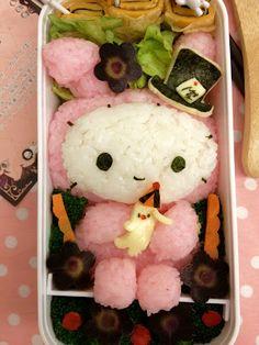 Little Miss Onigiri: Sentimental Circus Bento センチメンタルサーカスのキャラベン